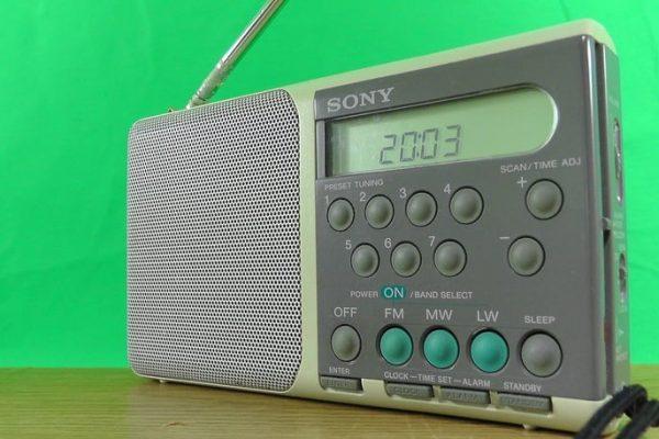 Recepteur radio évangile - la voix